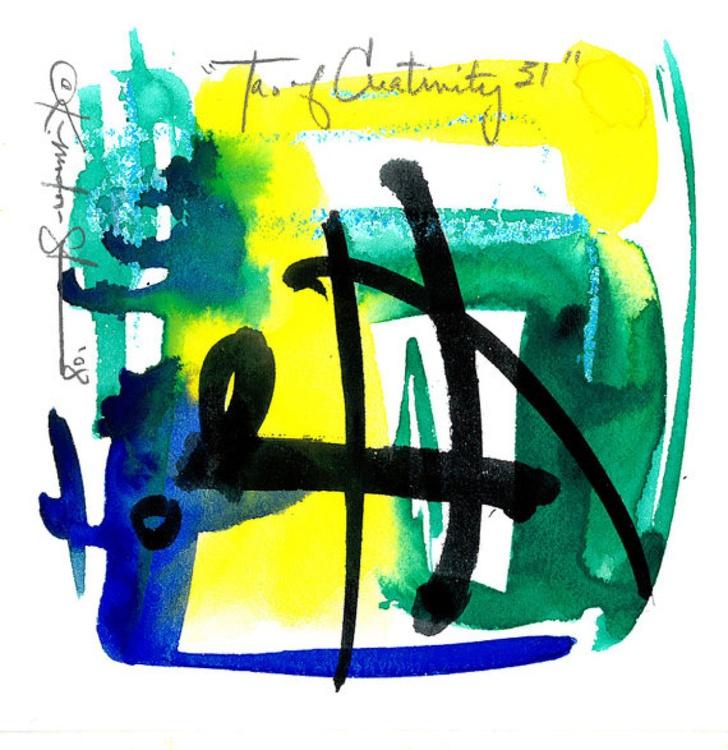 Tao of Creativity No.31 - Image 0