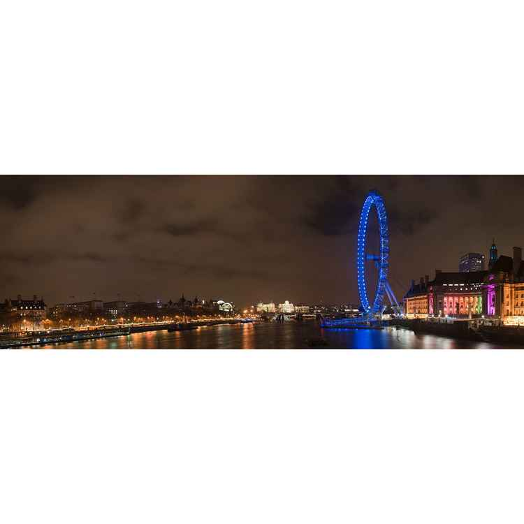 View from Westminster Bridge -