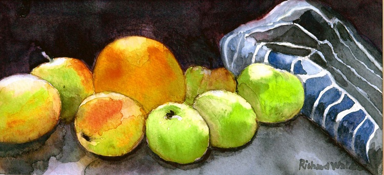 Apples and Apron - Image 0