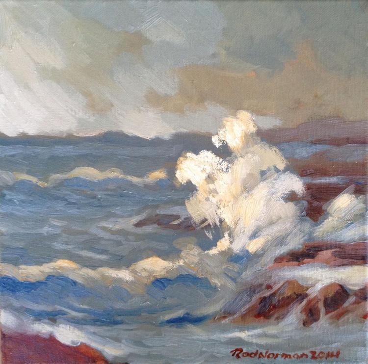 Blazing Waves - Image 0
