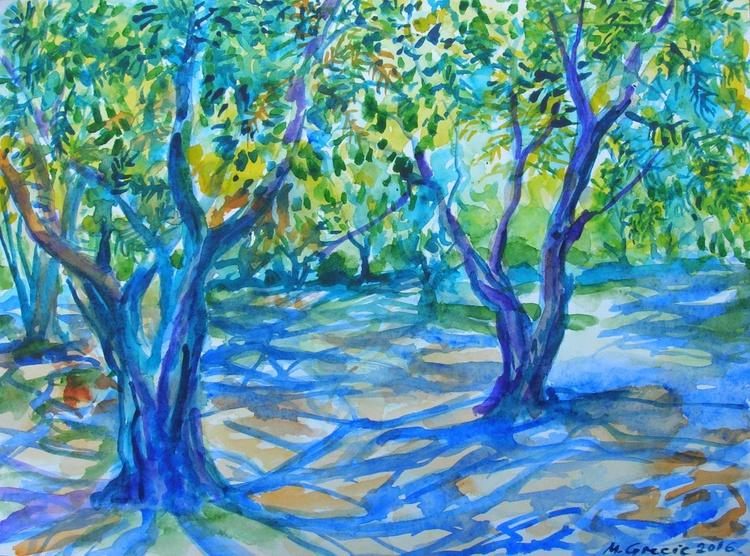 Olive garden - Image 0