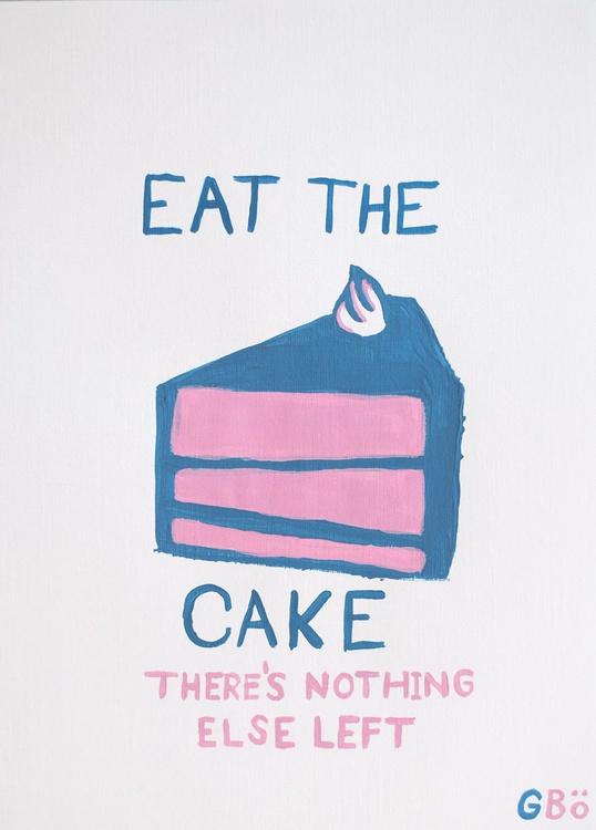 Eat The Cake - Image 0