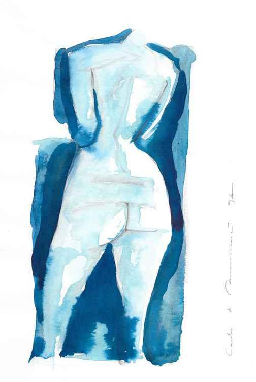 Azul 01/ Blue 01 -