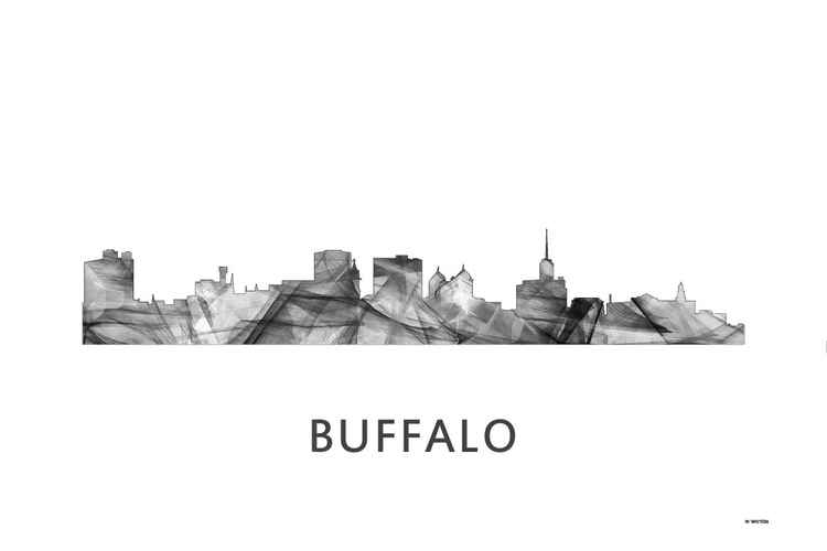 Buffalo Skyline WB BW -
