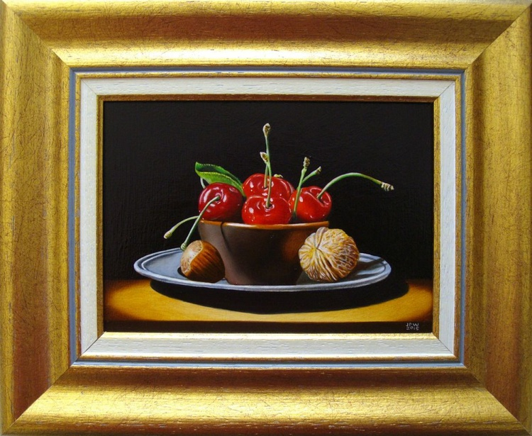 Cherries with nuts - Image 0