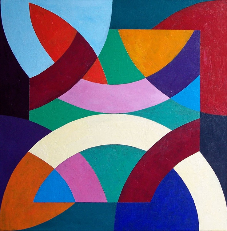 Abstract of Geometric Shapes 1 - Image 0