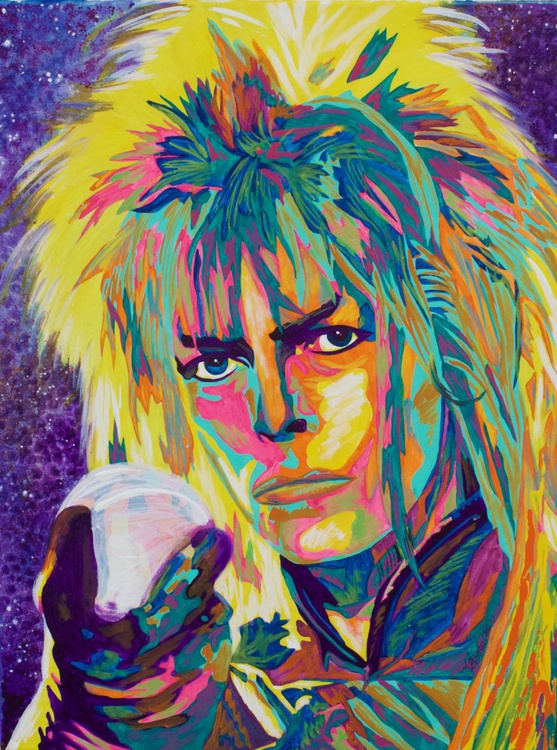Spectra David Bowie RIP - Image 0