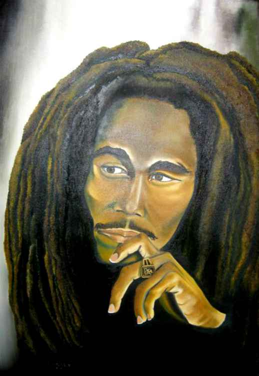 Robert (Bob) Nesta Marley _Natural Mystic -