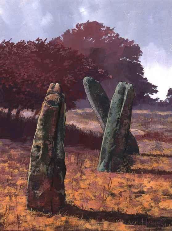 Harold's Stones, Trellech