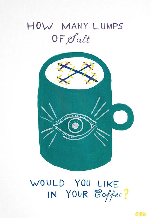 Salt In Your Coffee - Image 0
