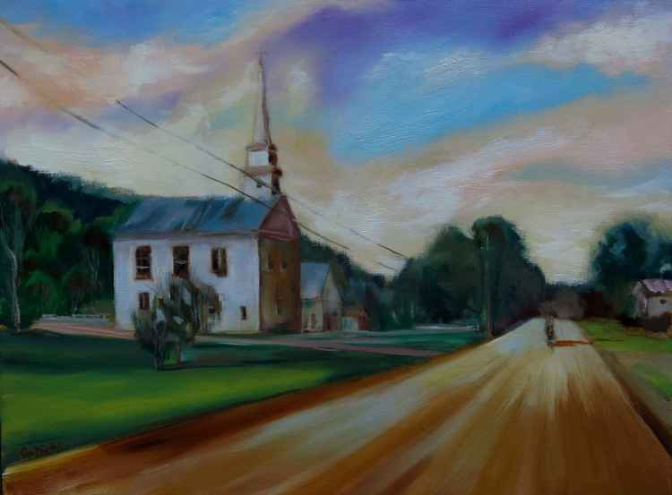 Country Church -