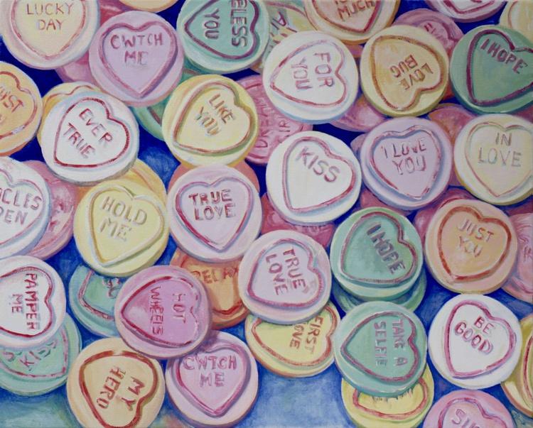 Love Heart Drops - Image 0
