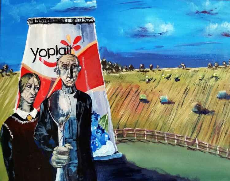 Gothic Yogurt Culture -