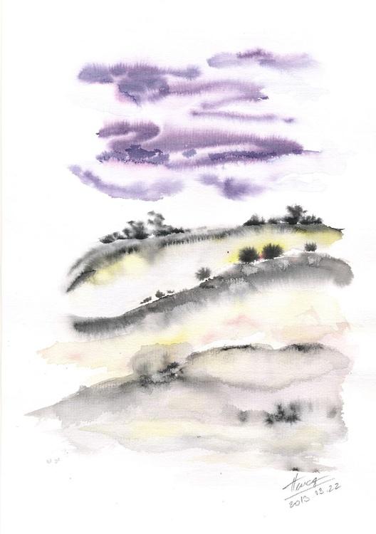 Purple clouds - Image 0
