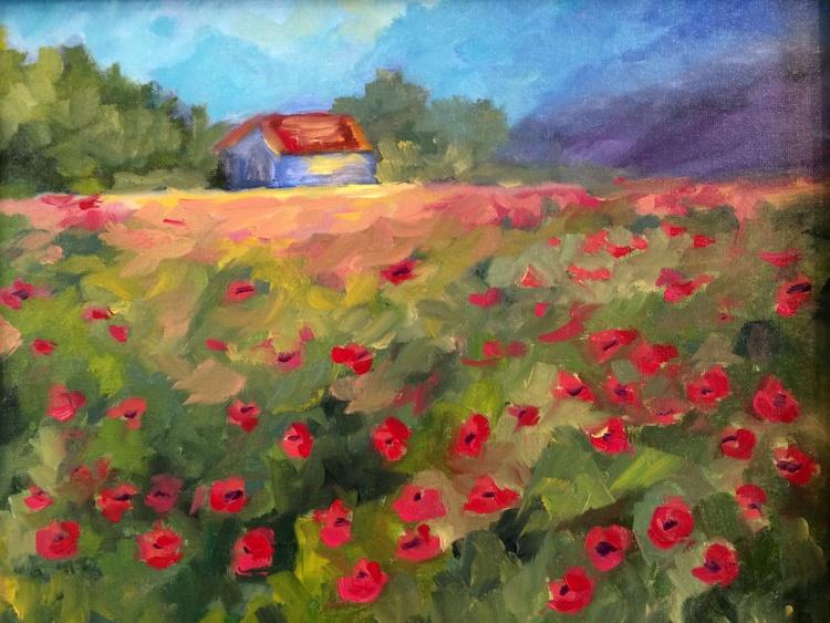 Poppy fields - Image 0