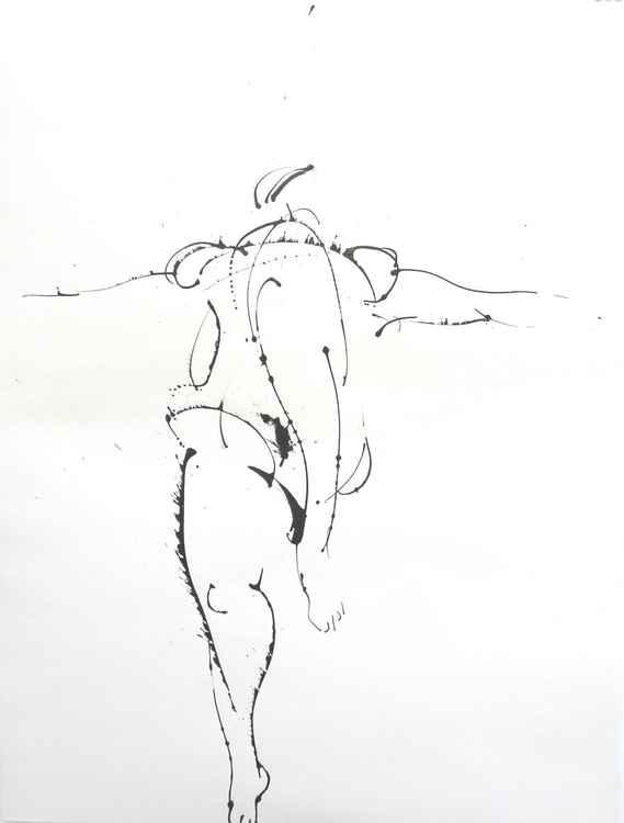 Drawing  # 005  Jump  -