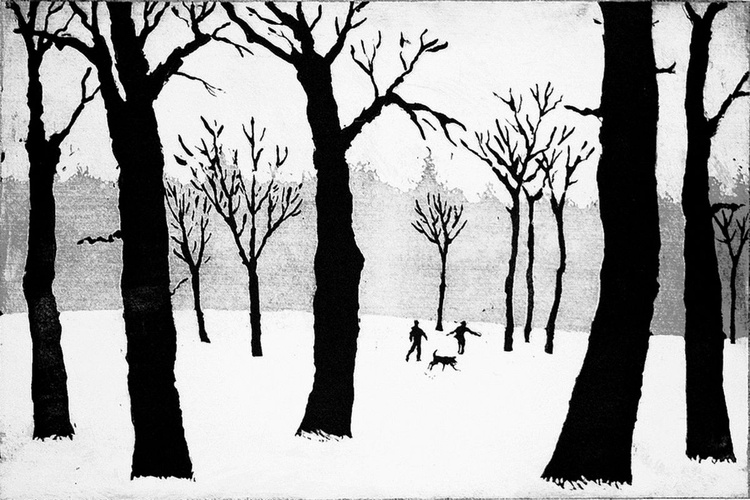 A Walk in the Snow - Image 0