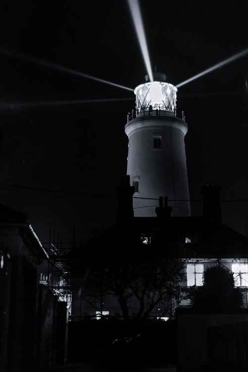 There's a Lighthouse in my back garden! -