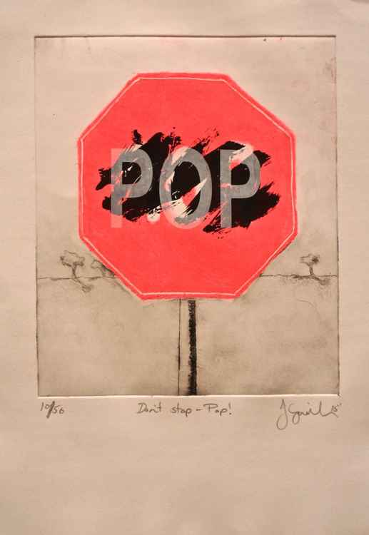 Don't stop - Pop!