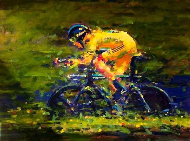 Yello Wiggo,Tour de France 2012 -