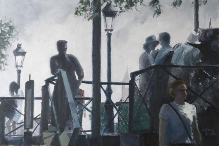 """Parisian silhouettes"" - Image 0"