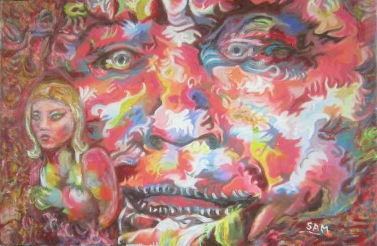 Spiritual art -