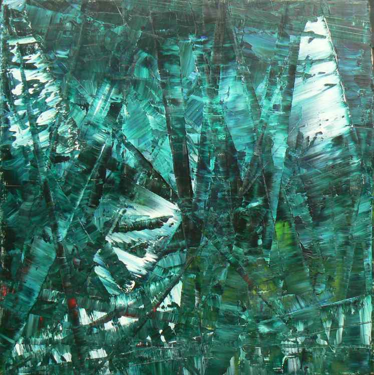 Richter Scale - Seaweed - SOLD (Wales)
