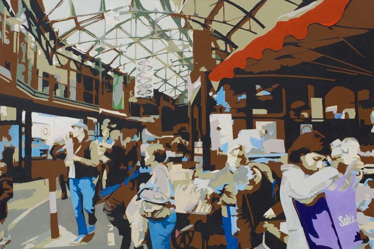 Borough Market 5 - London's best kept secret - Image 0