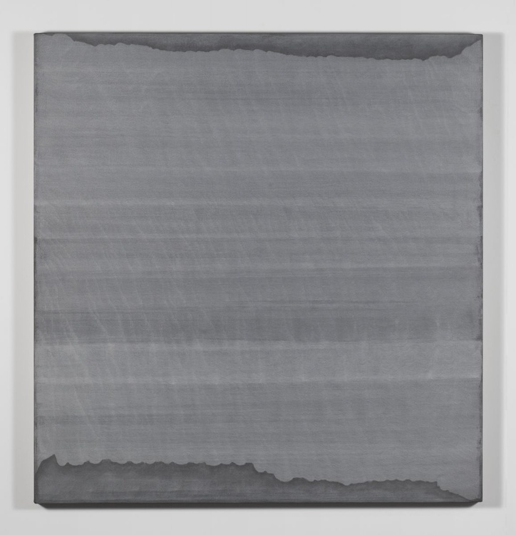 Untitled (899 Lines on Canvas) - Image 0