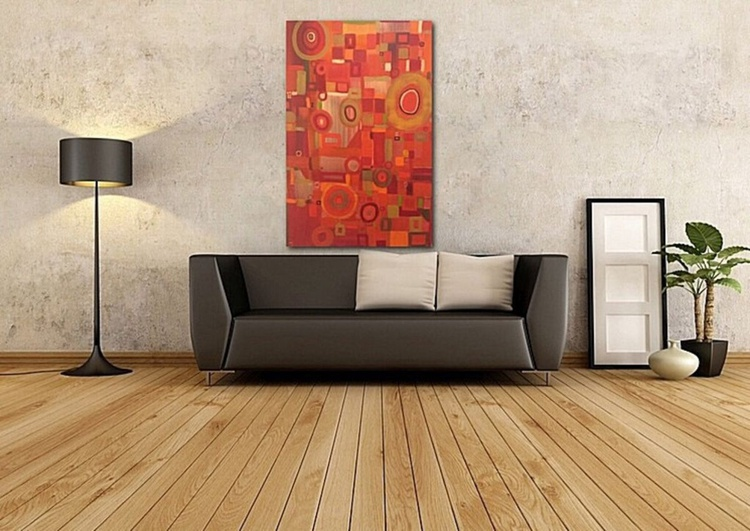 Warm Thoughts(90x60cm) - Image 0