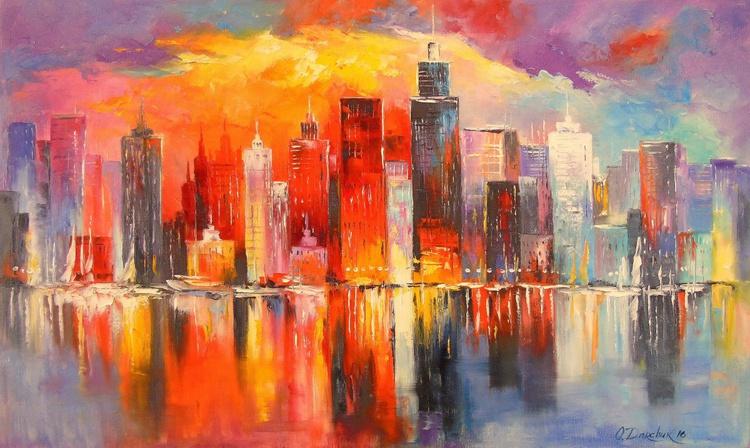 Evening new York - Image 0