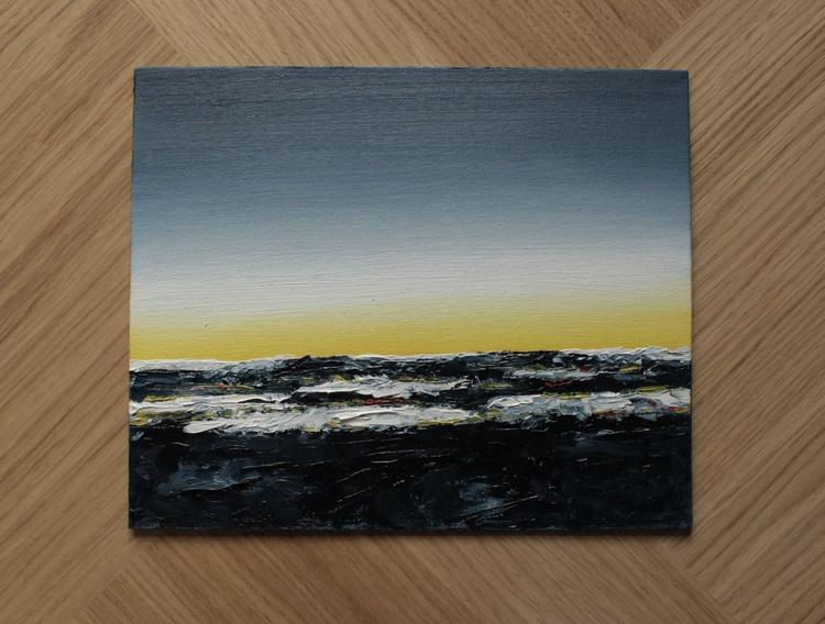 Crashing Waves Morning - Image 0