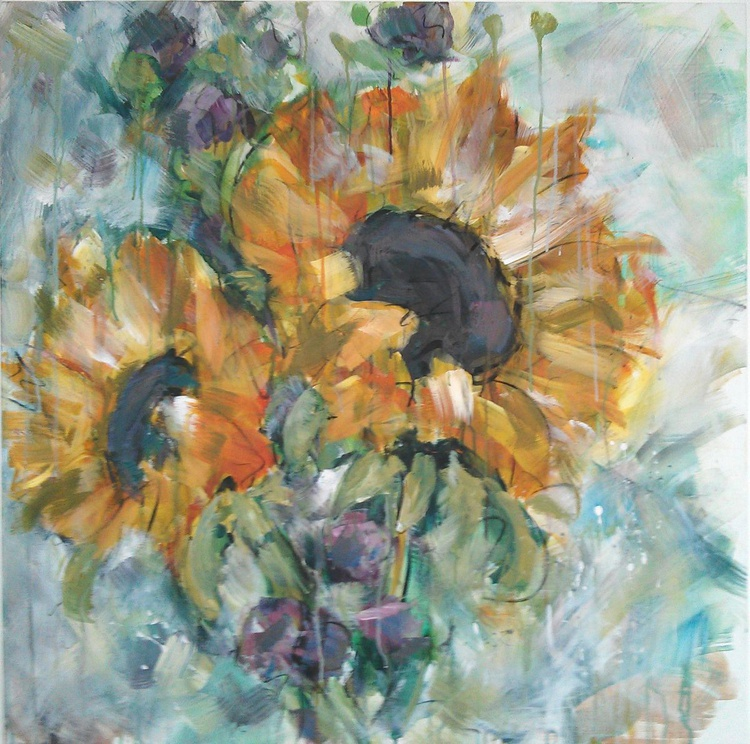 Sunflowers 1 - Image 0