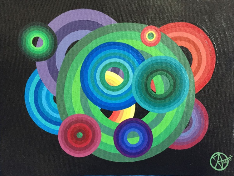 In Circles Again #2 - Image 0
