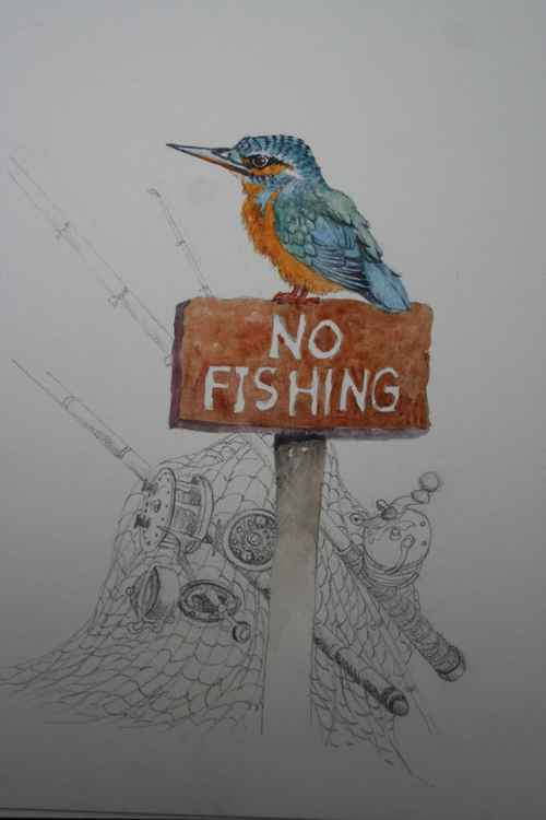 No Fishing -