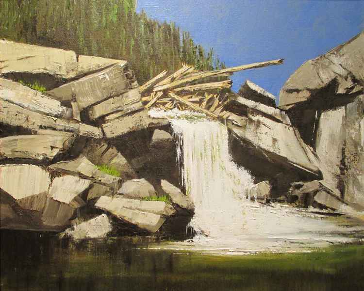 Deep Woods Falls -