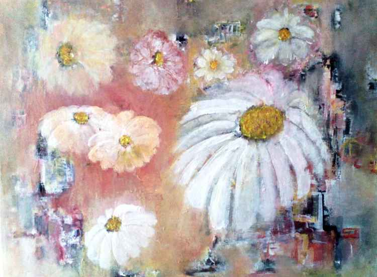 """""""Flowers painting"""" -"""