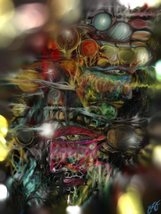 quetzalcoatl & queen 2. - Image 0