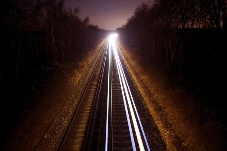 """Brockenhurst Rail Trail 2 - 20"""" x 30"""" Giclée Photorag 308 - Image 0"""