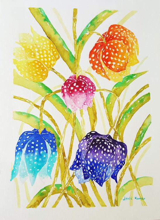 Chequered Daffodill - Image 0