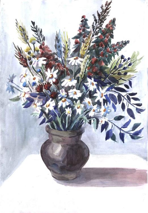 Wild flowers - Image 0