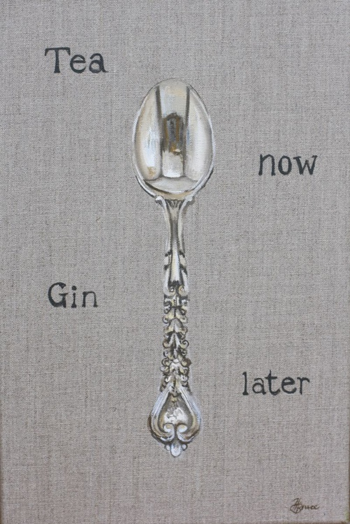 Tea now Gin later - Image 0
