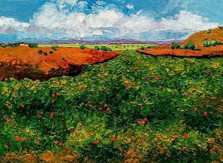 """""""Nurtured"""" Landscape -"""