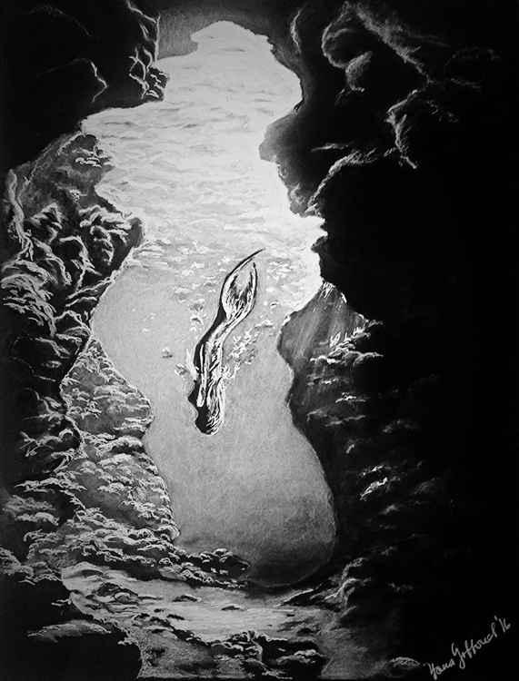 Mystical Cave -