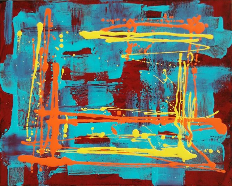 Abstract N°13 (50*40) - Image 0