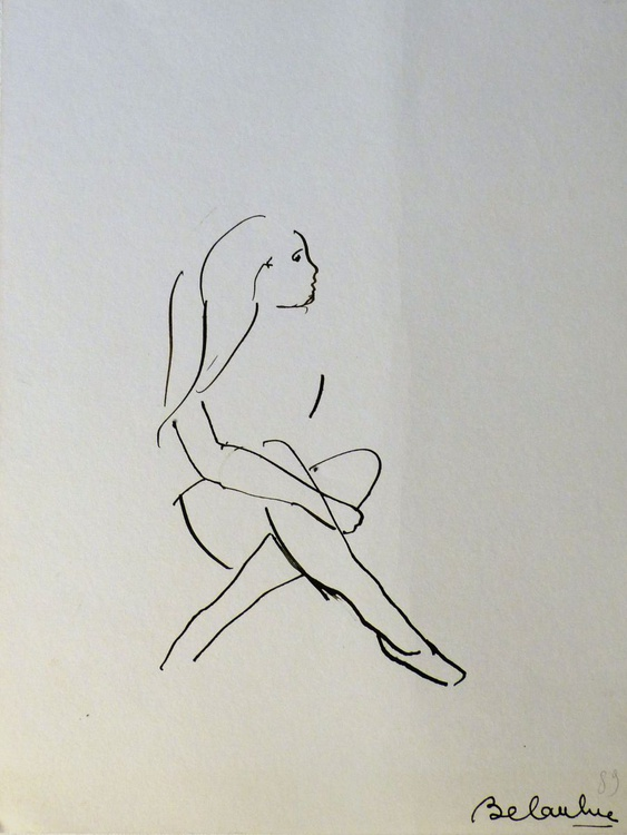 Woman 8, 24x32 cm - Image 0