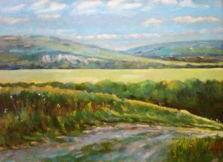 Amberley Chalk Pits -