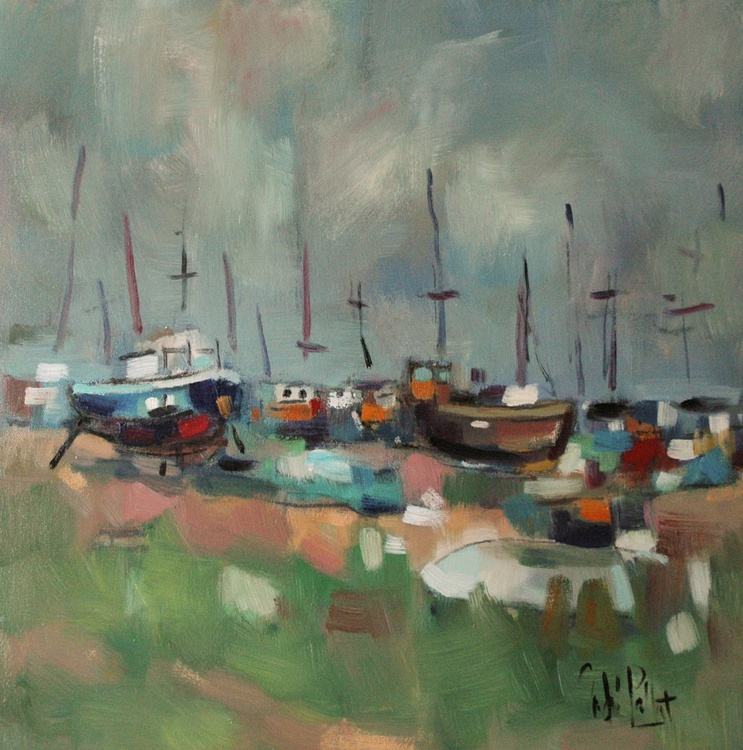 Boats in Hastings - Image 0