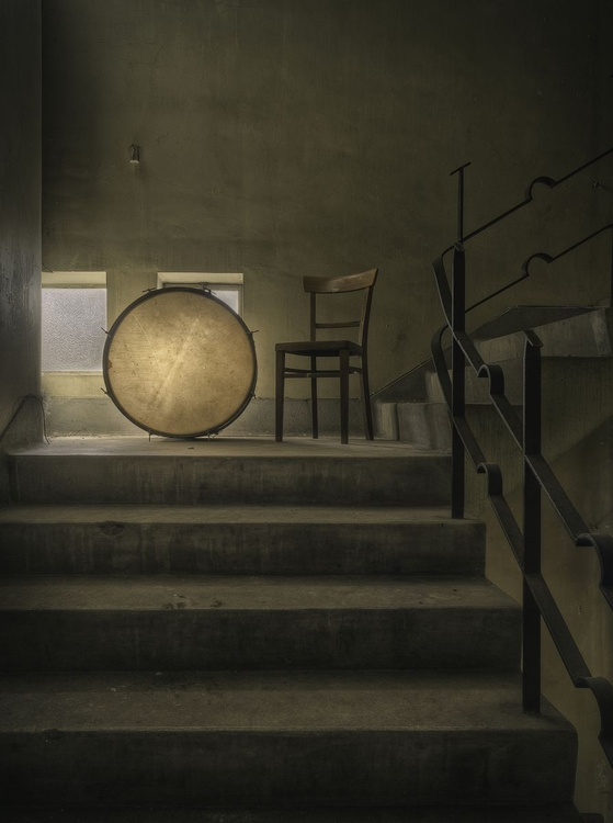 The Drum and the Chair - Image 0