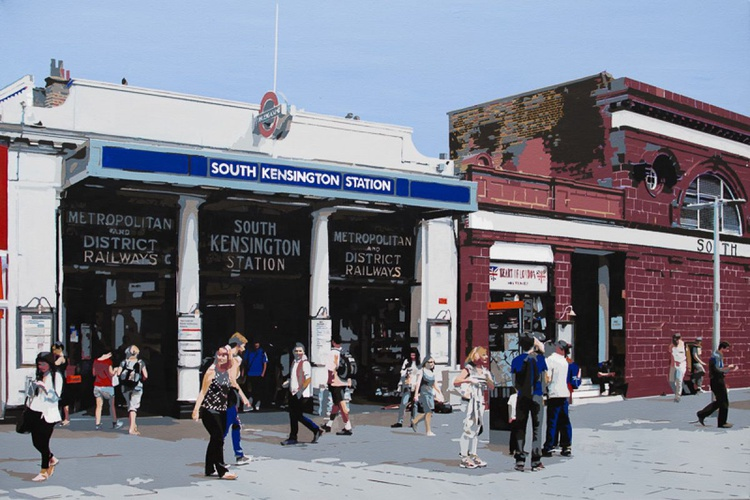 South Kensington Station, London - Image 0
